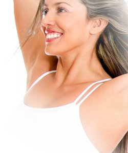 Electrolysis permanent hair removal for underarms and armpits